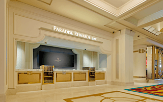 PARADISE REWARDS
