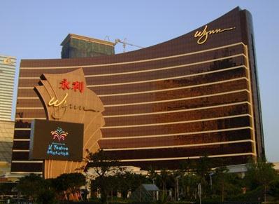 Wynn macau casino address